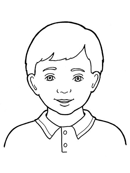 Primary Boy #1