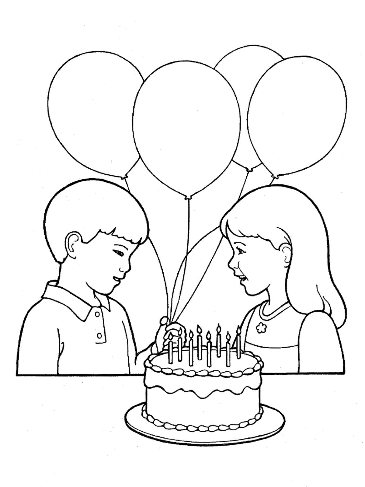 Primary Children Birthday