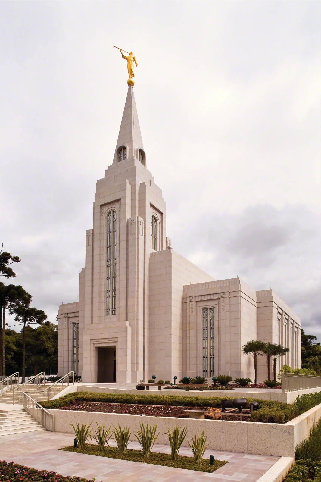Inspirational Quotes Wallpaper Pinterest The Curitiba Brazil Temple During The Day