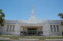Entrance Hermosillo Sonora Mexico Temple