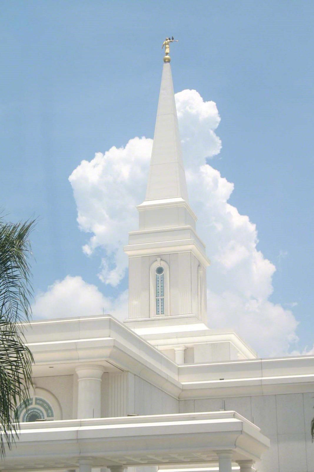 Inspirational Quotes Wallpaper Download Orlando Florida Temple Spire