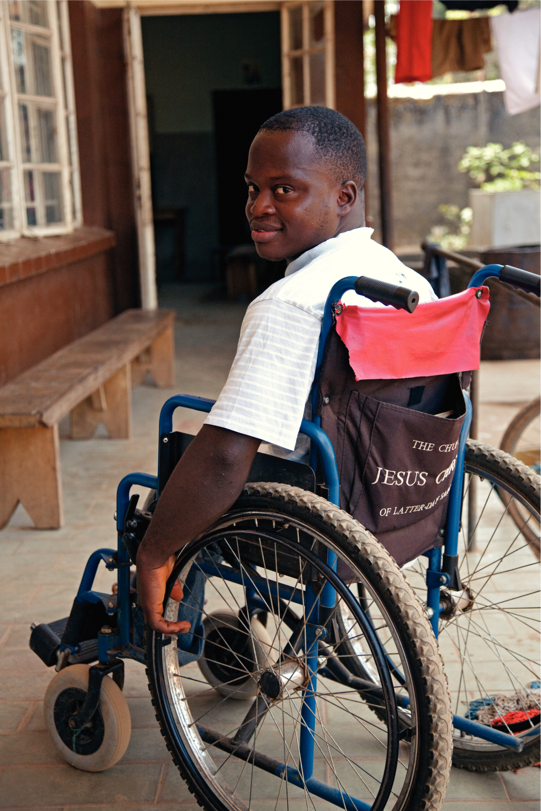 wheelchair man eero aarnio ball chair african in