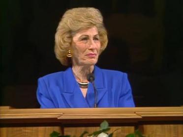 Mary Ellen Edmunds: 20th Anniversary of the Family Proclamation