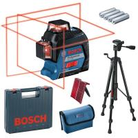 Bosch Linienlaser Kreuzlinienlaser GLL 3