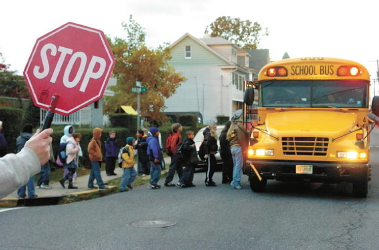 Image result for school bus stop photos