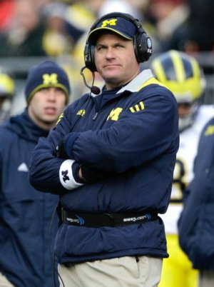 Image result for michigan football rich rodriguez record