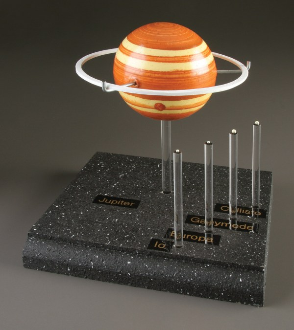 Scale Solar System Model Deluxe