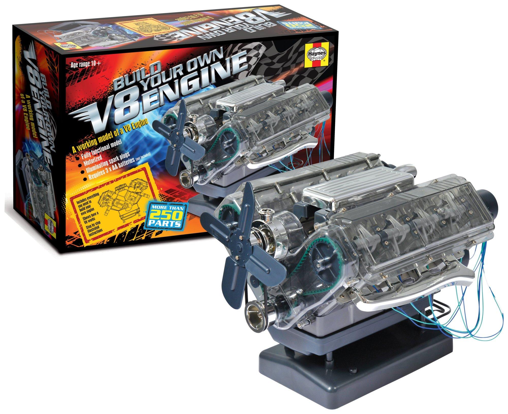 hight resolution of haynes v 8 engine