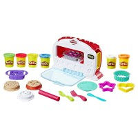 Play Doh, Kitchen - Magisk ugn - Hem - Lekia.se