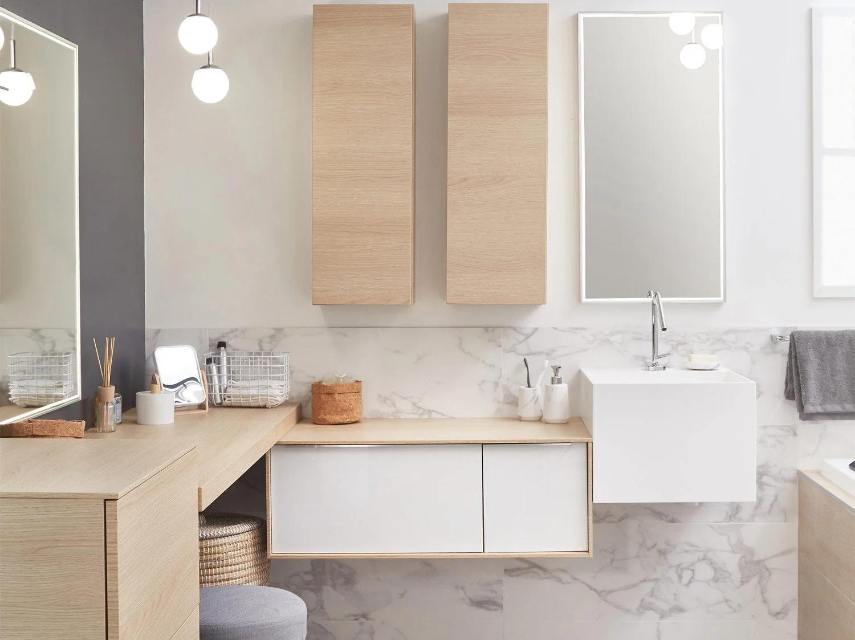 mon projet meuble de salle de bains en
