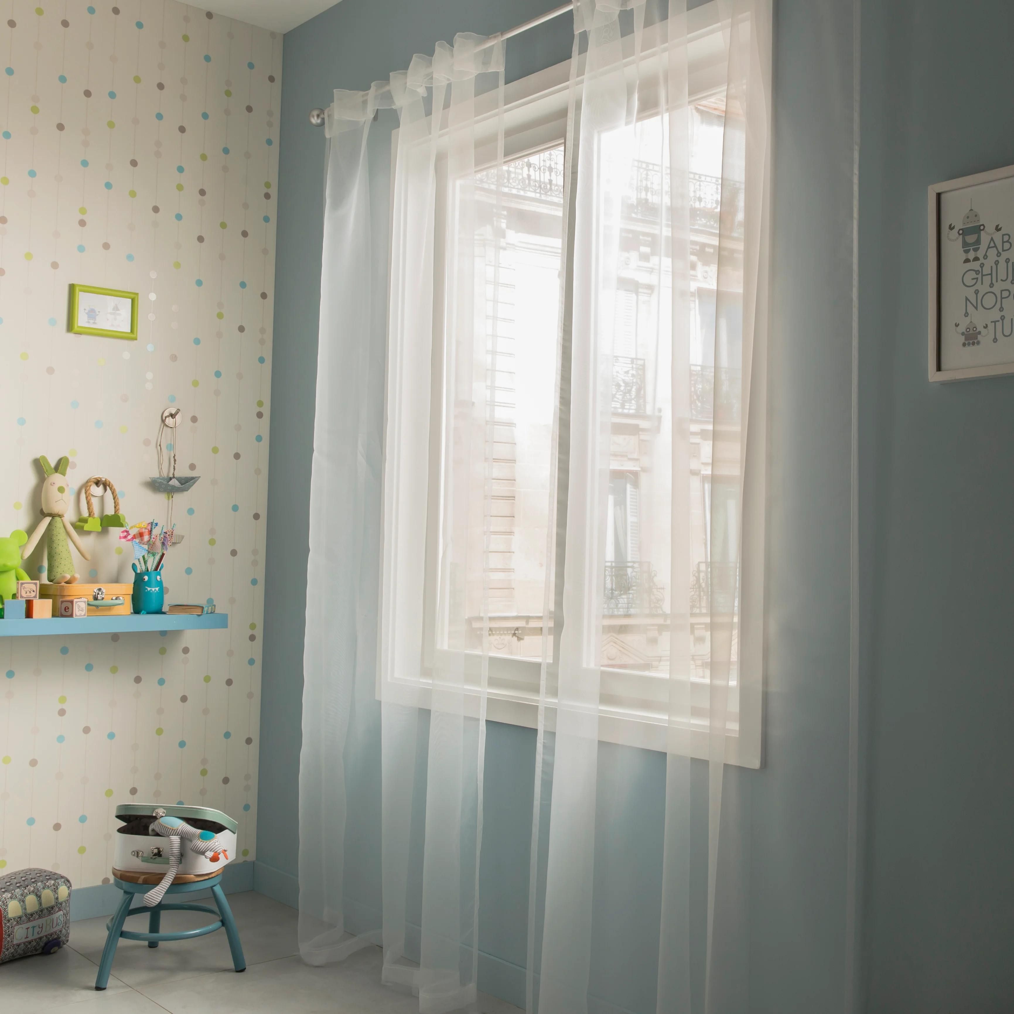 des rideaux pour une chambre d enfant