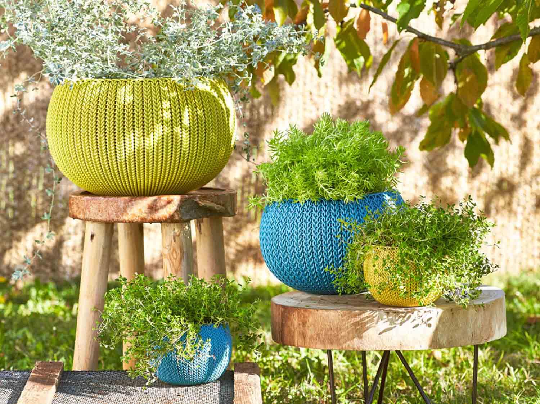 Comment Choisir Ses Pots De Fleurs Et Jardinieres Leroy Merlin