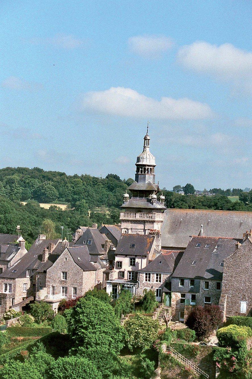 Les Plus Beaux Villages De Bretagne : beaux, villages, bretagne, Moncontour, (Côtes-d'Armor),, Beaux, Villages, France