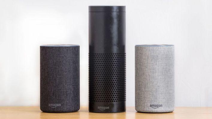 Amazon a déjà placé Alexa dans 100 millions d'objets connectés | Les Echos