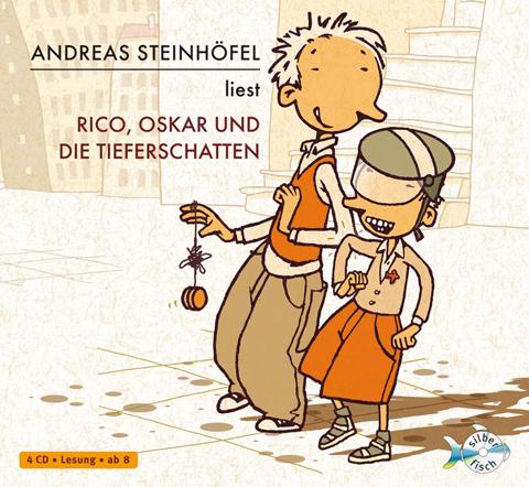 Titel Rico, Oskar und der Tieferschatten; Quelle: libri