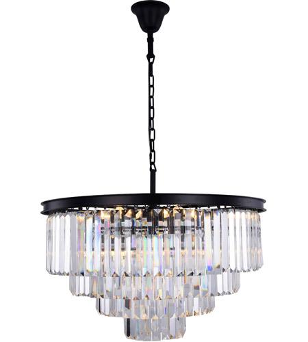 sydney 17 light 32 inch matte black chandelier ceiling light urban classic