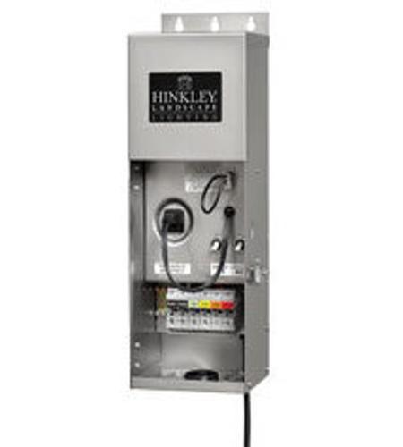 hinkley 0600ss pro series 120 600 00 watt stainless steel landscape transformer