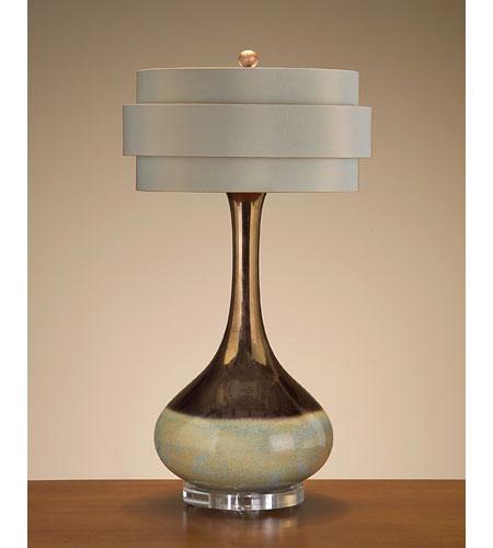 John Richard Portable 1 Light Table Lamp JRL