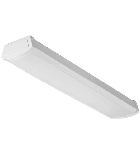 indoor led 6 inch gloss white flush mount ceiling light wrap around