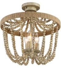 Coastal Ceiling Light | Taraba Home Review