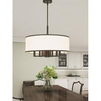 livex lighting 62616 07 park ridge 7 light 24 inch bronze pendant chandelier ceiling light