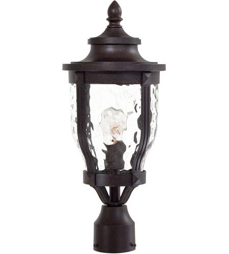 minka lavery 8766 166 merrimack 1 light 20 inch corona bronze outdoor post mount lantern great outdoors