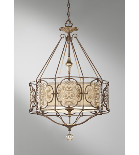 Feiss F2697 3brb Obz Marcella 3 Light 21 Inch British Bronze And Oxidized Chandelier Ceiling