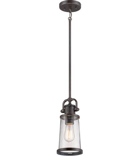 Quoizel SDN1506IB Steadman 1 Light 6 inch Imperial Bronze
