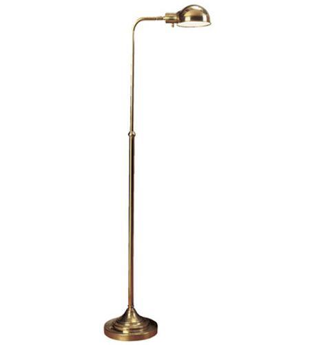 Robert Abbey 1505 Kinetic Brass 38 inch 60 watt Antique