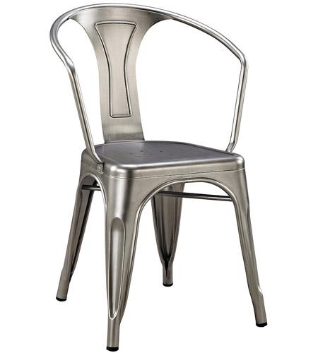 Acento Antique Silver Chair Home Decor