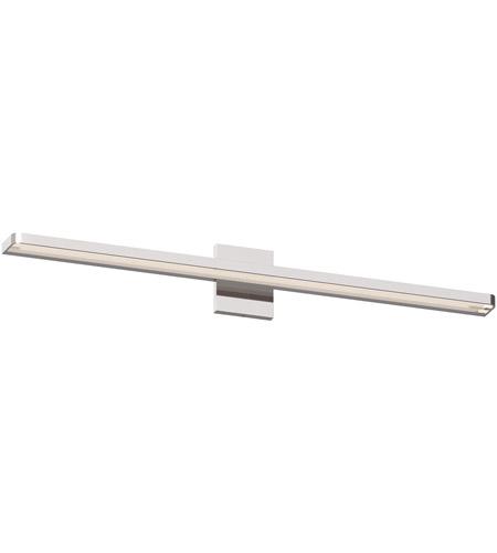 tech lighting 700bcbnd36b led930 sean lavin banda led 36 inch matte black bath light wall light