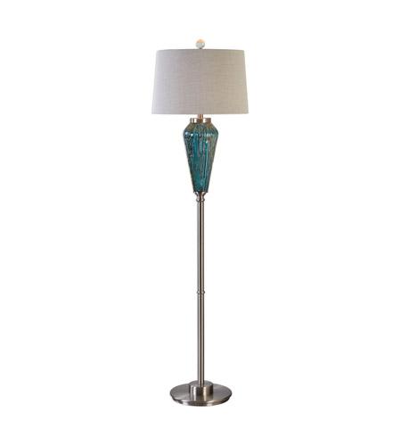 almanzora 67 inch 150 watt brushed nickel floor lamp portable light
