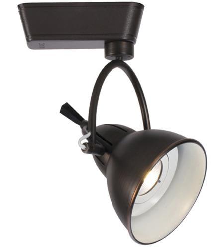 cartier 1 light 120v antique bronze track lighting ceiling light