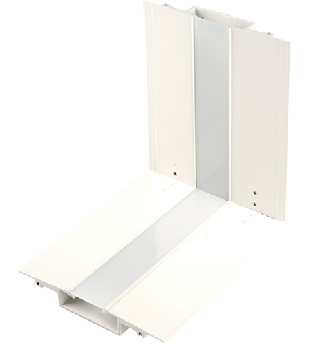 invisiled recessed channels white 4 inch invisiled tape light