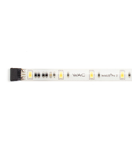 wac lighting led tx2427 5 wt invisiled pro ii 2700k 0 inch led tape in 5ft 1