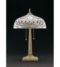 Waterford Crystal Verdi Beaumont Table Lamp 849