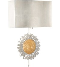 Wildwood Lamps 67131 Sunflower 1 Light 14 inch Metal Wall ...