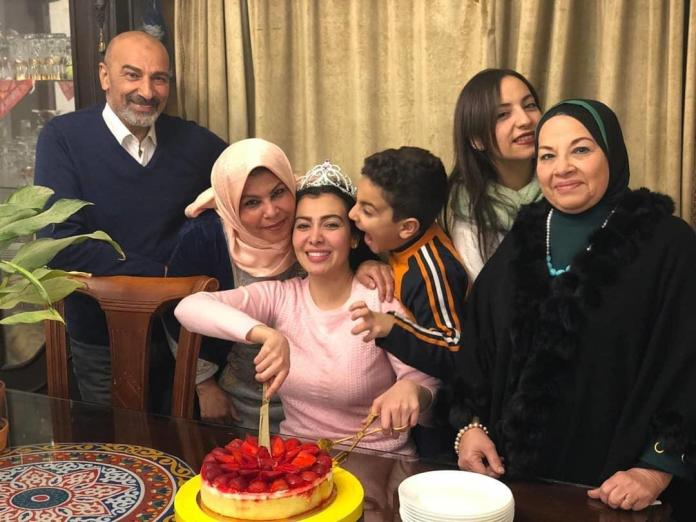 Mirhan Hussein out of prison (2)