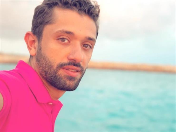 كريم محمود عبد العزيز يحتفل بعيد ميلاد الساحر بهذه الطريق