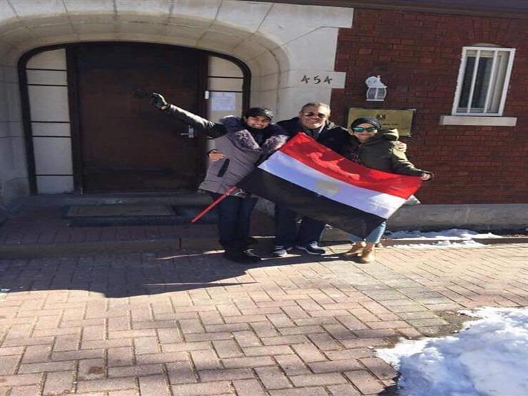 انتهاء التصويت على تعديل الدستور في اليوم الأول بسفارة مصر بأوتاوا