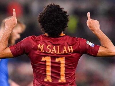 بالفيديو.. صلاح يصنع ويسجل ويقود روما للفوز على ساسولو