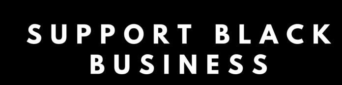 Headline for Black Owned Brands
