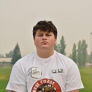 2022 OL Caleb Murphy (Palma) 6-1, 310