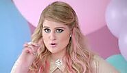 "1. ""All About That Bass"" - Megan Trainor"