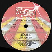 "11. ""Body Music"" - Strikers"