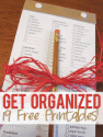19 Free Printables from How Does She