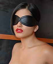 JT's Stockroom - Adjustable Blindfold