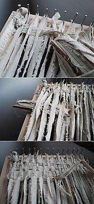 Poppytalk: Best of DIYs - A Loom + Weaved Trivet
