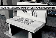 parrhesia :: a journal of critical philosophy