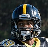 ATH 6´0, 160 Jevon Holland (Bishop O´Dowd) - Sophomore